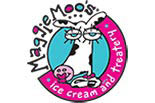 MAGGIEMOO'S ICECREAM & TREATERY logo
