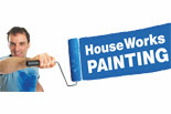 Houseworks Painting of Louisville logo