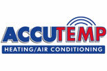 AccuTemp Heating & Air Conditioning logo