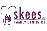 Skees Family Dentistry logo