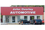 John Overley Automotive logo