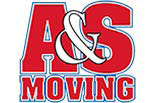 A&S Moving logo