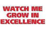 Watch Me Grow In Excellence logo