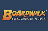 Boardwalk Fresh Burgers And Fries logo