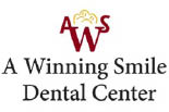 A Winning Smile Dental Center logo