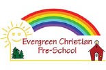 Evergreen Christian Pre-School logo