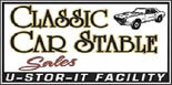 Classic Car Stable and Storage logo