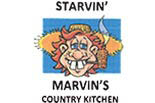 Starvin' Marvin's Country Kitchen logo
