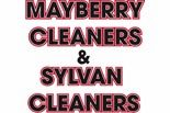 MAYBERRY CLEANERS logo