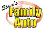 STEVES FAMILY AUTO logo