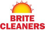BRITE CLEANERS logo