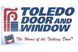 TOLEDO DOOR & WINDOW logo