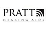 HEARING AIDS BY BRIAN PRATT logo