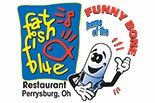FAT FISH BLUE logo