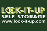 LOCK-IT-UP Self Storage logo