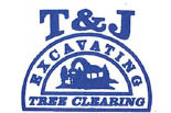 T & J EXCAVATING & TREE CLEARING logo