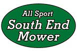 ALL SPORT SOUTH END MOWER logo