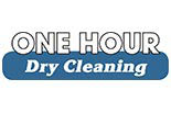 ONE HOUR DRY CLEANING logo