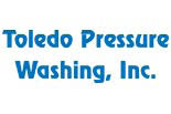 TOLEDO PRESSURE WASHING, INC logo