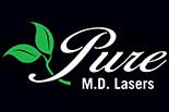 PURE MD LASER & COSMETICS logo