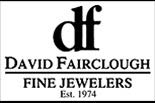 DAVID FAIRCLOUGH JEWELERS logo