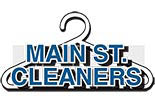 MAIN ST. CLEANERS logo