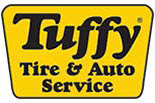 Tuffy Tire & Auto Service Loves Park/Rockford logo