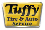 Tuffy Tire and Auto Service Plainfield/Oswego logo