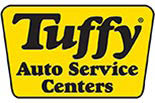 TUFFY-Tire & Auto Service ELGIN logo