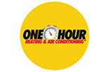 ONE HOUR HEATING & AIR CONDITI logo