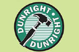 DUNRIGHT BUILDING SERVICES logo