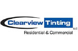 CLEARVIEW TINTING logo