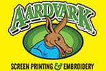 AARDVARK SCREEN PRINTING logo
