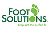 FOOT SOLUTIONS logo