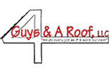 4 GUYS AND A ROOF logo