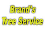 BRANDS TREE SERVICE logo