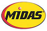 Midas Heath/Newark Ohio logo