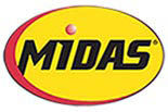 Midas Rome New York logo