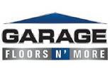 GARAGE FLOORS N MORE logo
