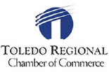 TOLEDO REGIONAL CHAMBER OF COMMERCE logo