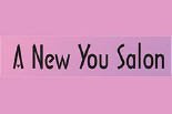 A NEW YOU SALON logo