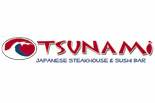 Tsunami Japanese Steakhouse- Concord logo