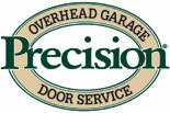 PRECISION DOOR SERVICES logo
