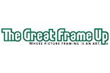The Great Frame-Up-Huntersville logo