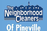 THE NEIGHBORHOOD CLEANERS logo