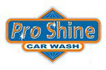 PRO SHINE CAR WASH-Mooresville logo