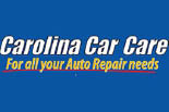 Carolina Car Care Indian Trail logo