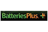 BATTERIES PLUS MATTHEWS logo