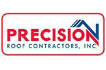 PRECISION ROOF CONTRACTORS logo