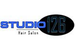 Studio126 Hair Salon logo